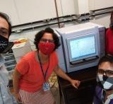 Novo equipamento de Difração de Raio-X (D2 da Bruker) é incorporado ao Pólo Análitico Multiusúario disponível ao PPG-Geoquímica