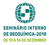 SEMINÁRIO INTERNO DE GEOQUIMICA-2018